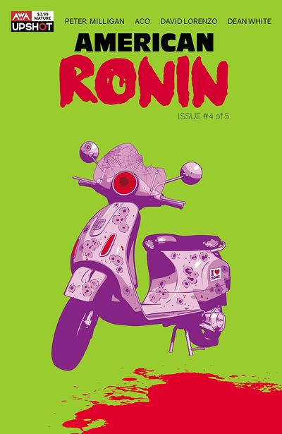 American Ronin #4 (2021)