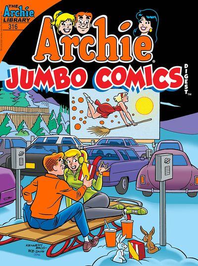 Archie Double Digest #316 (2021)