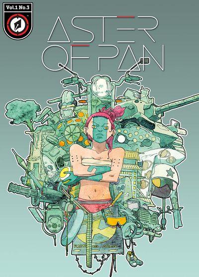 Aster of Pan #3 (2021)