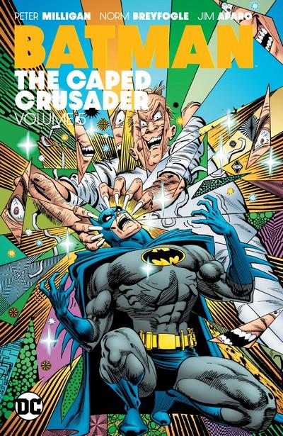 Batman – The Caped Crusader Vol. 5 (TPB) (2021)