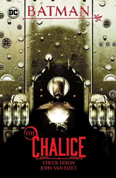 Batman – The Chalice (TPB) (2021)