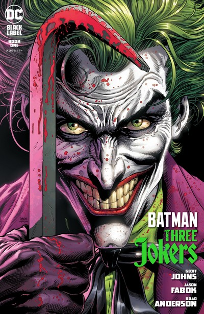 Batman – Three Jokers #1 – 3 (2020)