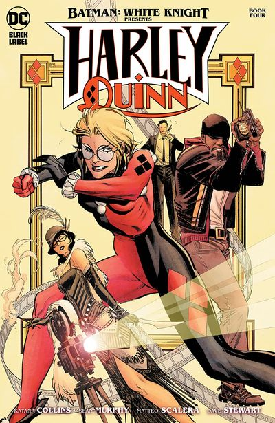 Batman – White Knight Presents – Harley Quinn #4 (2021)