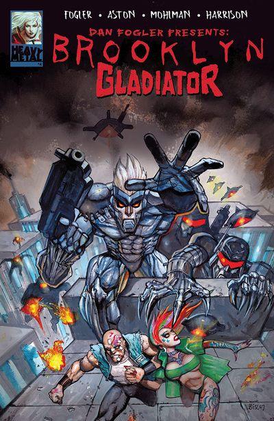 Brooklyn Gladiator #4 (2021)