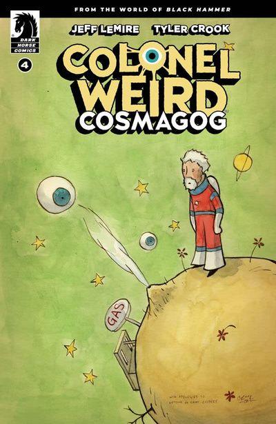 Colonel Weird – Cosmagog #4 (2021)