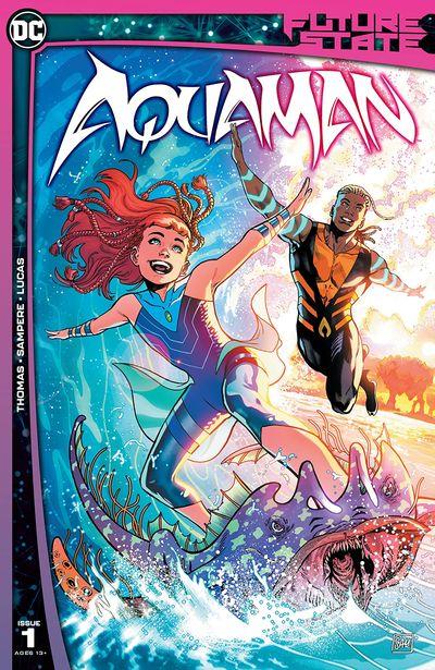 Future State – Aquaman #1 (2021)