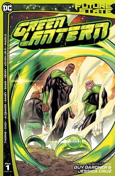 Future State – Green Lantern #1 (2021)