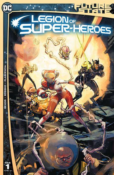 Future State – Legion of Super-Heroes #1 (2021)