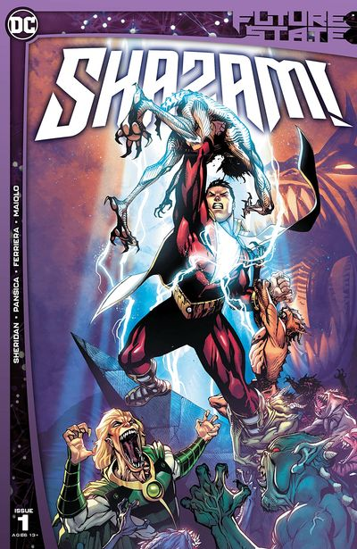 Future State – Shazam! #1 (2021)