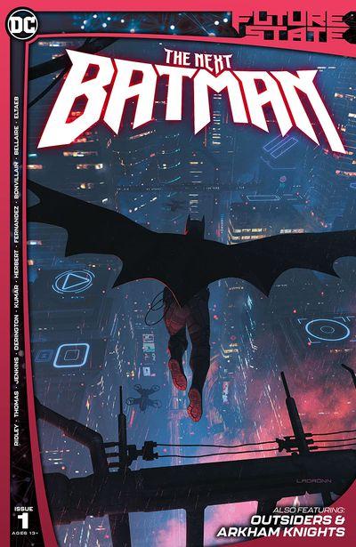 Future State – The Next Batman #1 (2021)