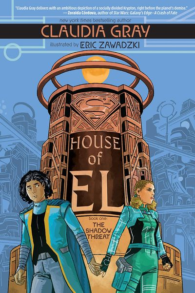 House of El Book 1 – The Shadow Threat (2021)