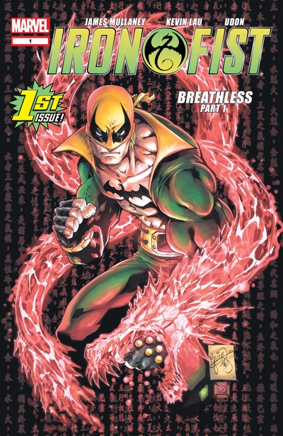 Iron Fist Vol. 4 #1 – 6 (2004)