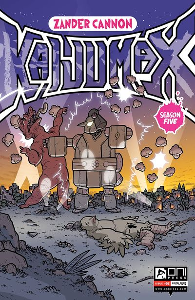 Kaijumax Season Five #6 (2021)