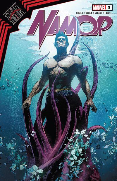 King In Black – Namor #3 (2021)