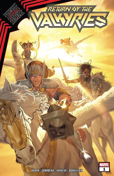 King In Black – Return Of The Valkyries #1 (2021)