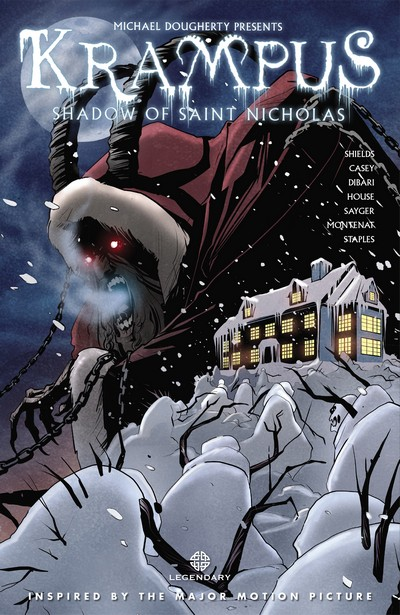 Krampus – Shadow of Saint Nicholas (2015)