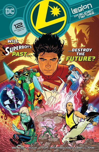 Legion of Super-Heroes #12 (2021)