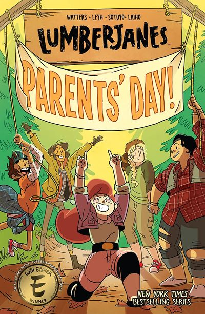 Lumberjanes Vol. 10 – Parents' Day (TPB) (2018)