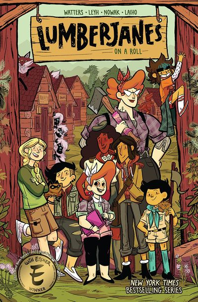 Lumberjanes Vol. 9 – On A Roll (TPB) (2018)