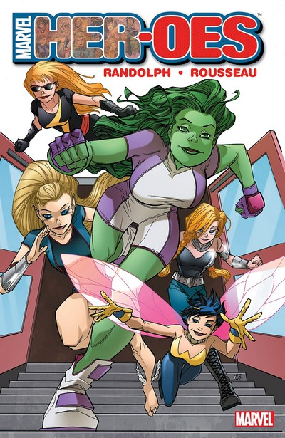 Marvel Her-Oes (TPB) (2010)