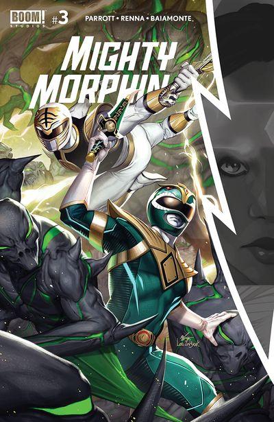 Mighty Morphin #3 (2021)