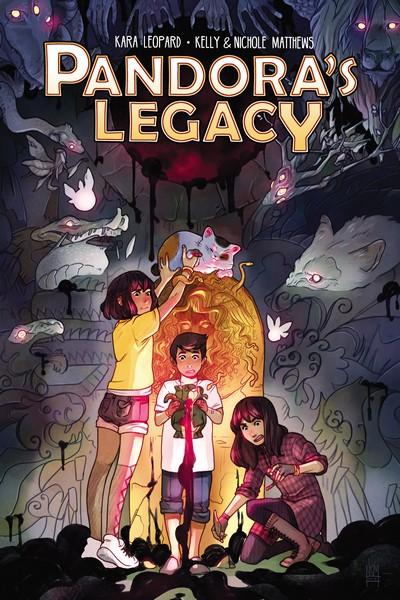 Pandora's Legacy (2018)