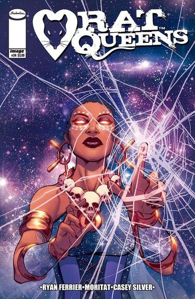 Rat Queens Vol. 2 #24 (2021)