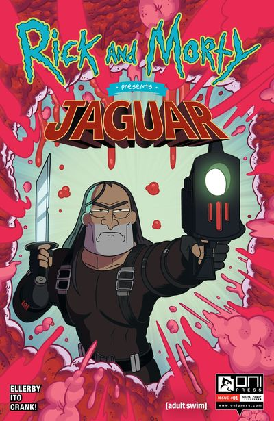 Rick and Morty Presents – Jaguar #1 (2020)