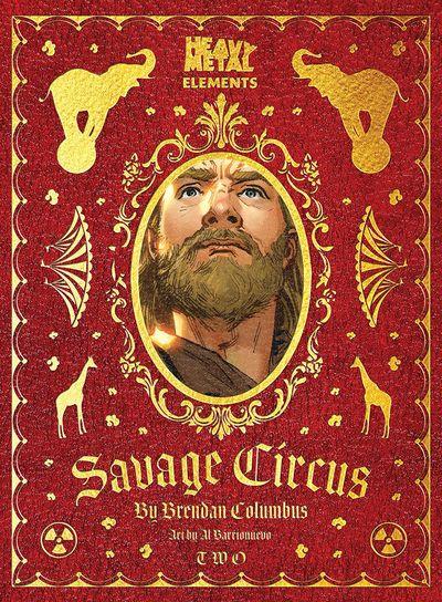 Savage Circus #2 (2021)