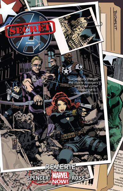 Secret Avengers Vol. 1 – 3 (TPB) (2013-2014)