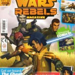 Star Wars Rebel Magazine (Chronological)