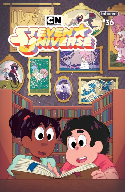 Steven Universe Ongoing #36 (2020)