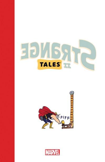 Strange Tales II (TPB) (2011)
