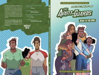 The Avant-Guards Vol. 3 – Down to the Wire (TPB) (2020)