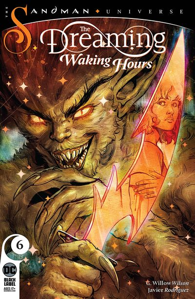 The Dreaming – Waking Hours #6 (2021)