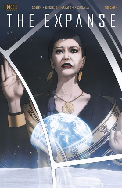The Expanse #2 (2021)