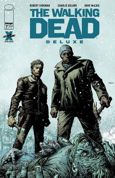 The Walking Dead Deluxe #7 (2021)