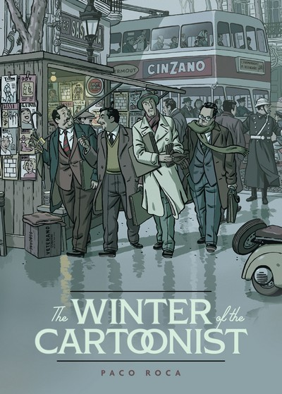 The Winter of the Cartoonist (2020)
