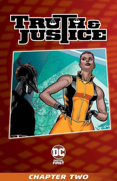 Truth and Justice #2 (2021)
