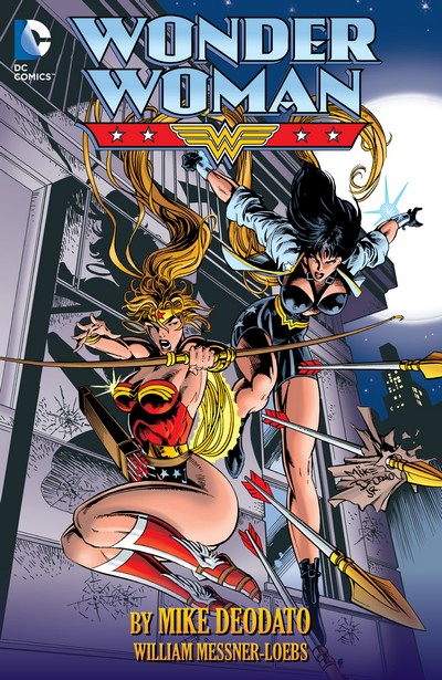 Wonder Woman by Mike Deodato (TPB) (2016)