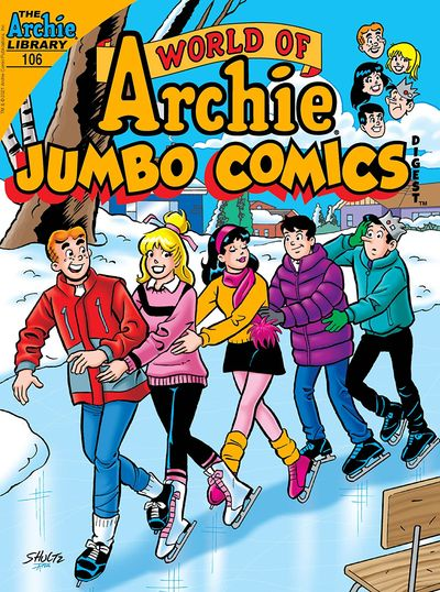 World of Archie Double Digest #106 (2021)