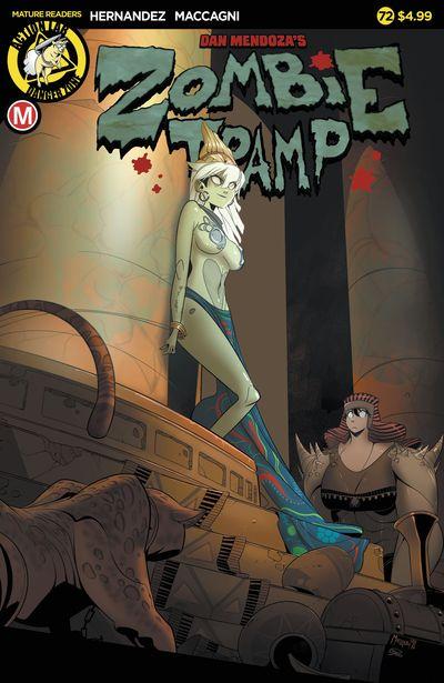 Zombie Tramp #72 (2020)