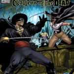 Zorro – Galleon of the Dead #3 (2021)