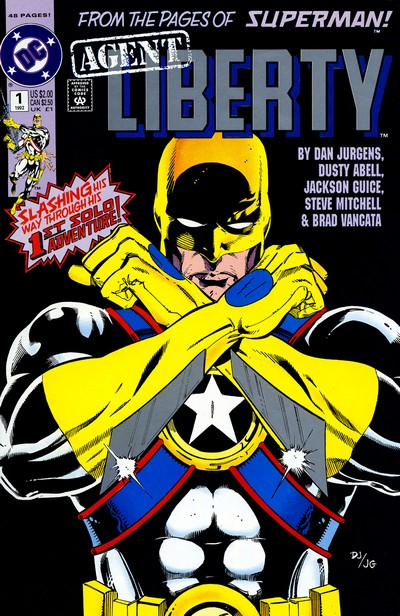 Agent Liberty Special (1992)