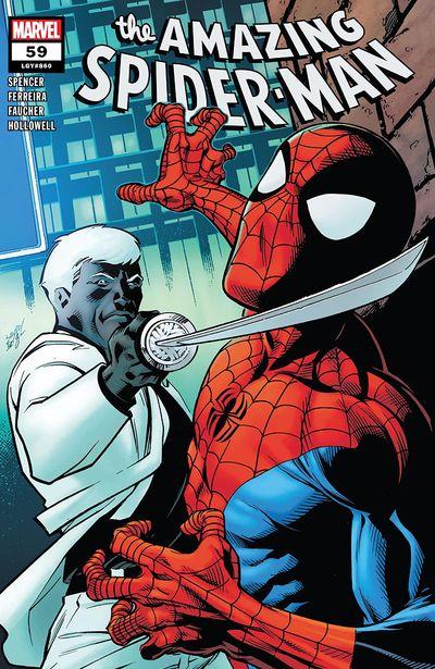 Amazing Spider-Man #59 (2021)