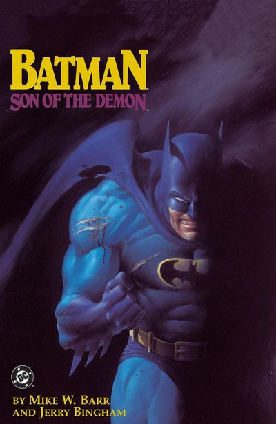 Batman – Son of the Demon (1987)
