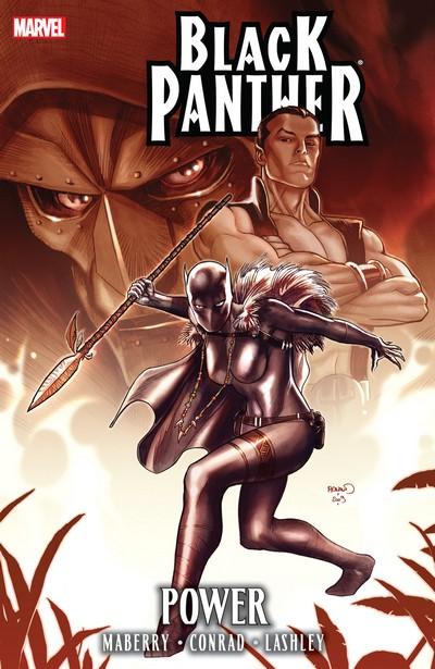 Black Panther – Power (TPB) (2016)