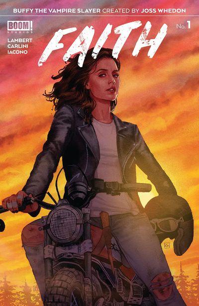 Buffy the Vampire Slayer – Faith #1 (2021)