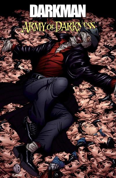 Darkman vs. the Army of Darkness (TPB) (2006)