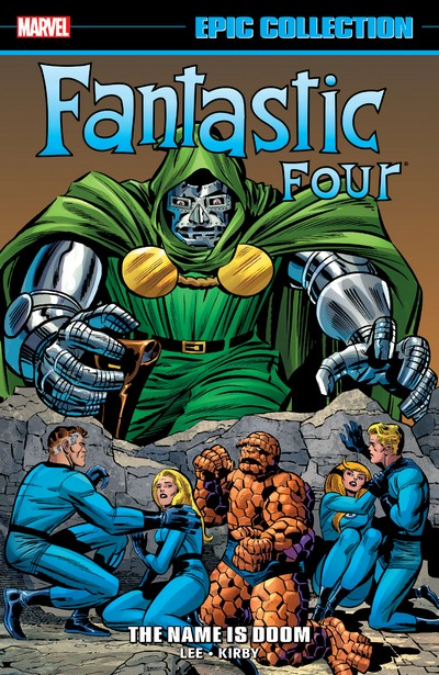 Fantastic Four Epic Collection Vol. 5 – The Name is Doom (2020)